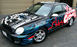 Vehicle & Truck Wraps